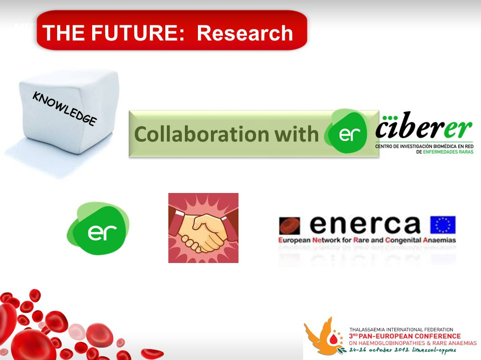 Collaboration with KNOWLEDGE MEDICAL ADVICE NEW TRENDS THE FUTURE: Research