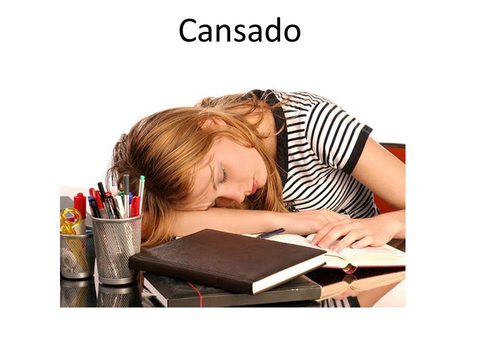 Cansado