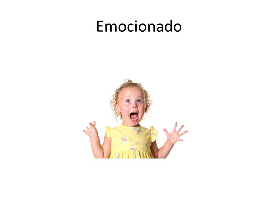 Emocionado