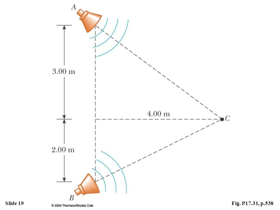 Slide 19Fig. P17.31, p.538