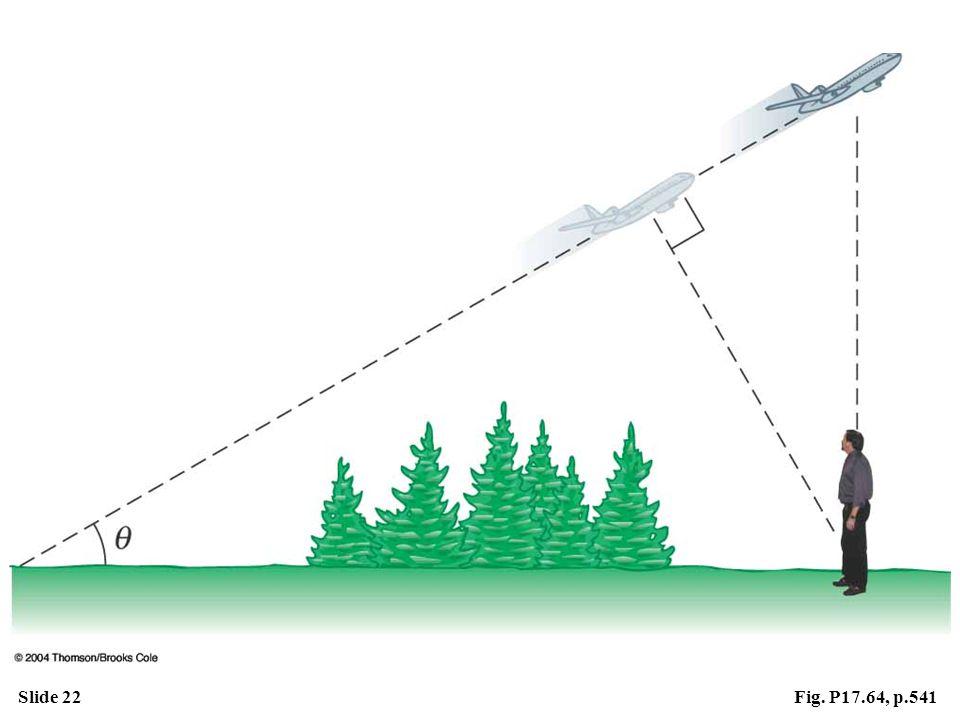 Slide 22Fig. P17.64, p.541