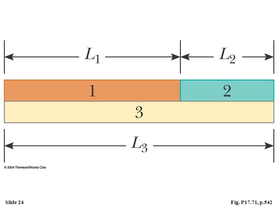 Slide 24Fig. P17.71, p.542
