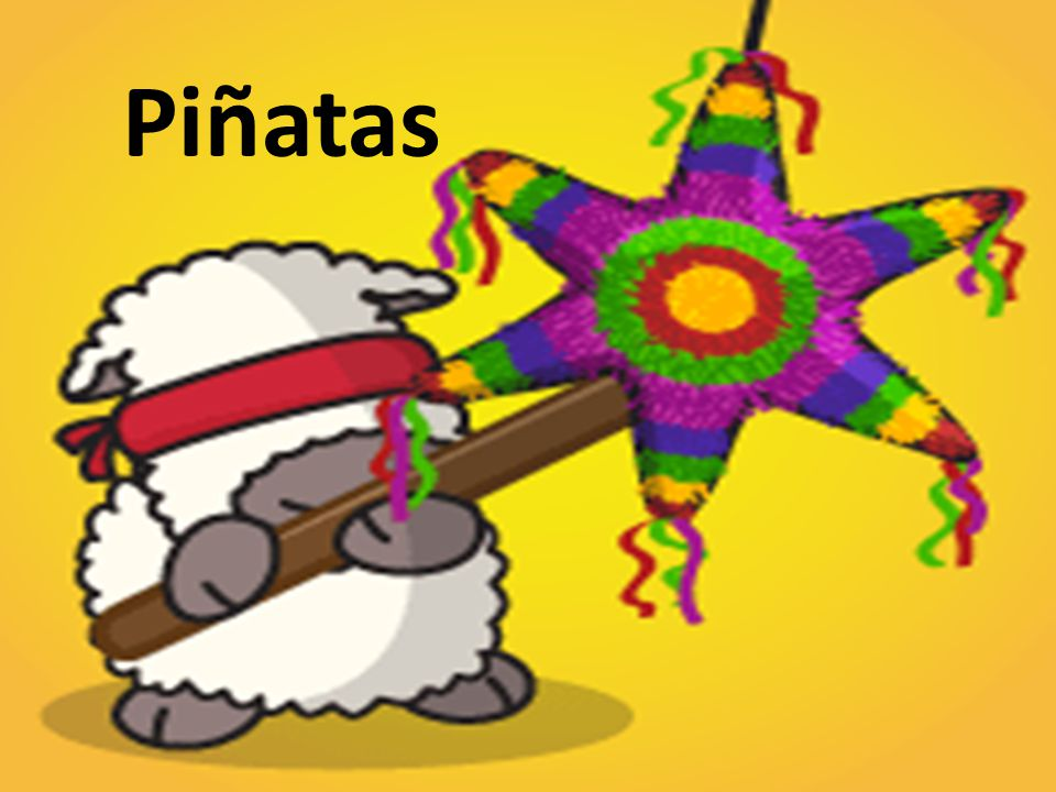History of the Piñata The piñata is said to have originated at the same time as the Christmas posadas in Mexico.