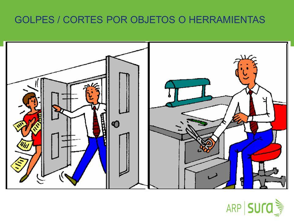 ARP SURA GOLPES / CORTES POR OBJETOS O HERRAMIENTAS