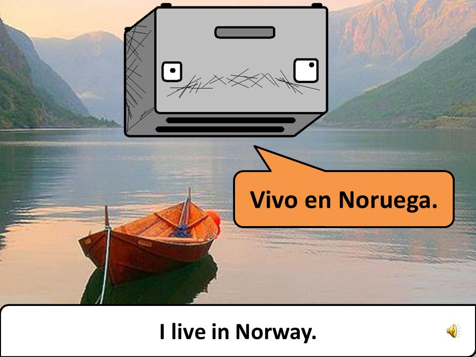 ¿Dónde vives Where do you live