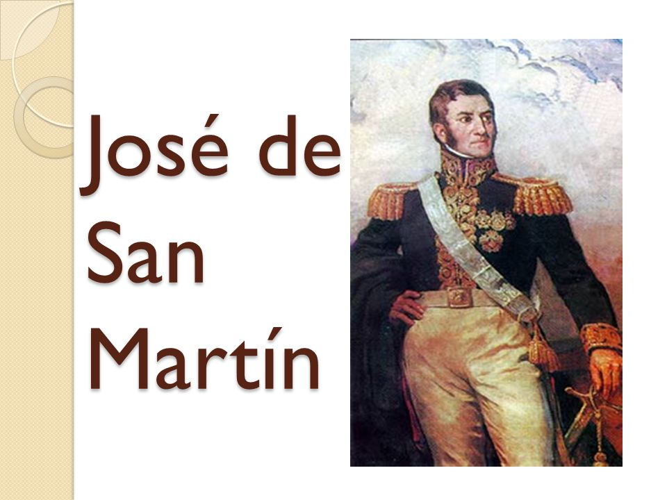 Born in Yapeyu, in the Argentine province of Corrientes, on February 25th 1778.