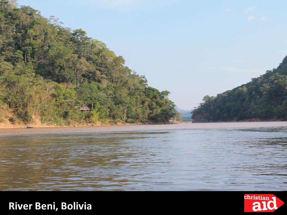 River Beni, Bolivia