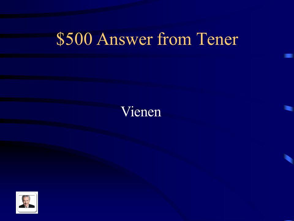 $500 Question from Venir ¿Cuántas personas _____ a la biblioteca