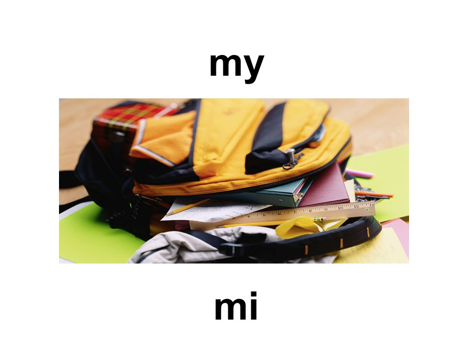 my mi