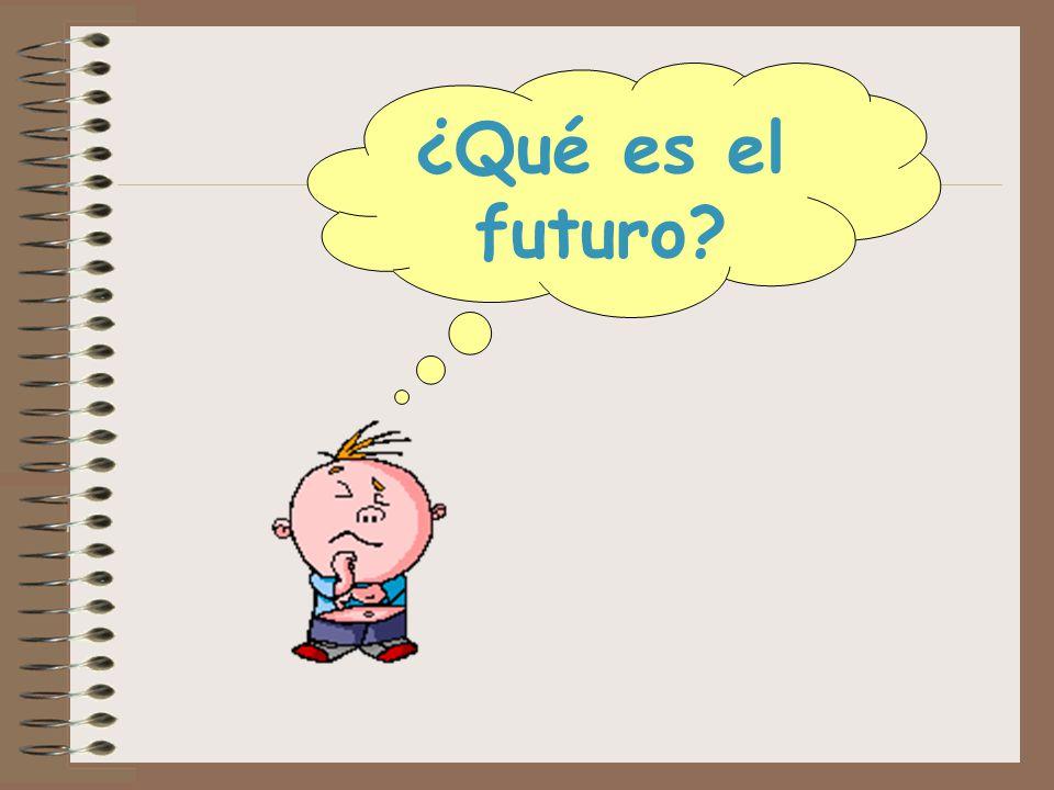 ¿Qué es el futuro
