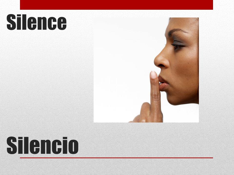 Silence Silencio