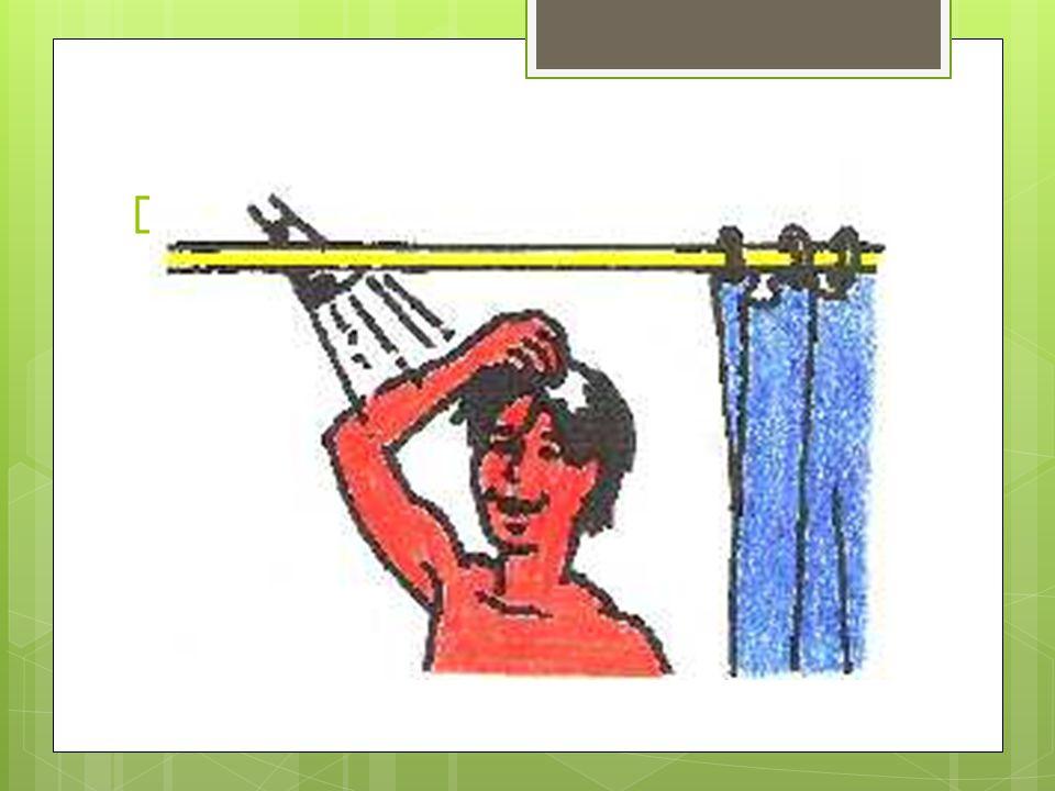 Ducharse – to shower oneself