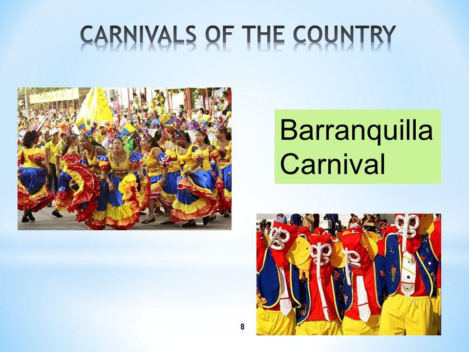 8 Barranquilla Carnival