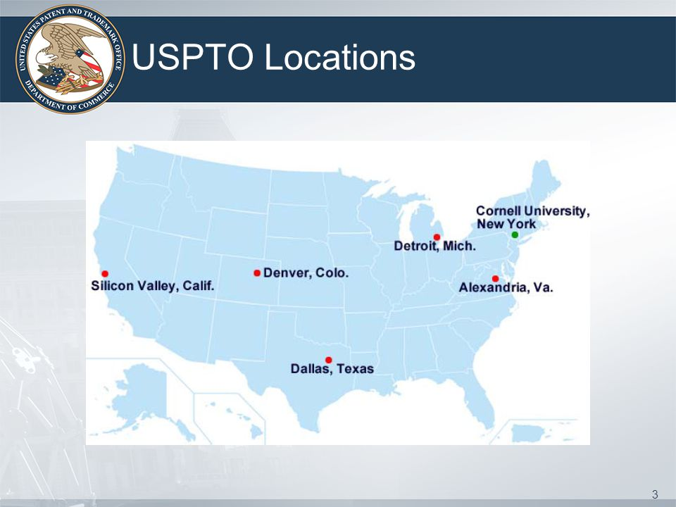 USPTO Locations 3