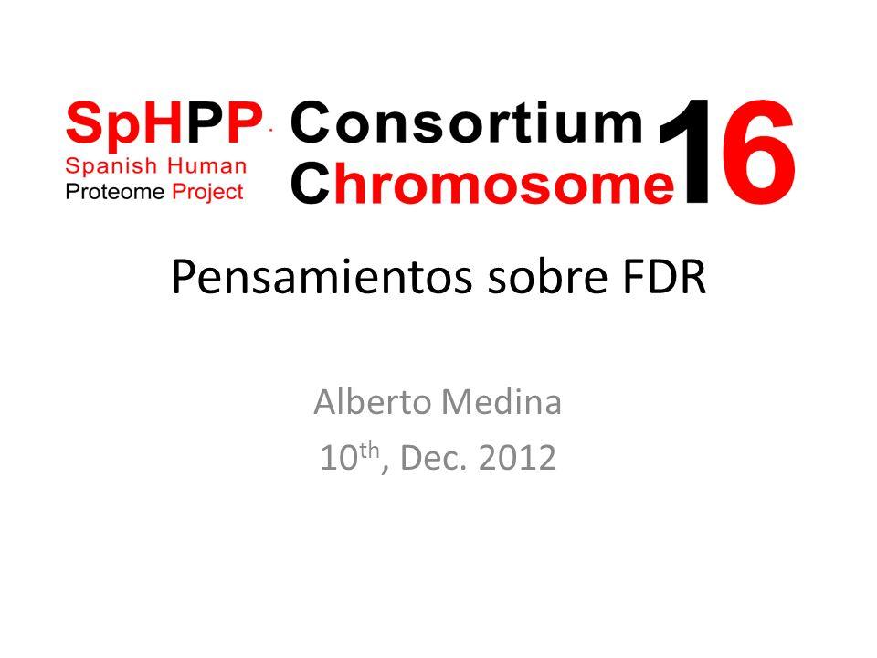 Pensamientos sobre FDR Alberto Medina 10 th, Dec. 2012