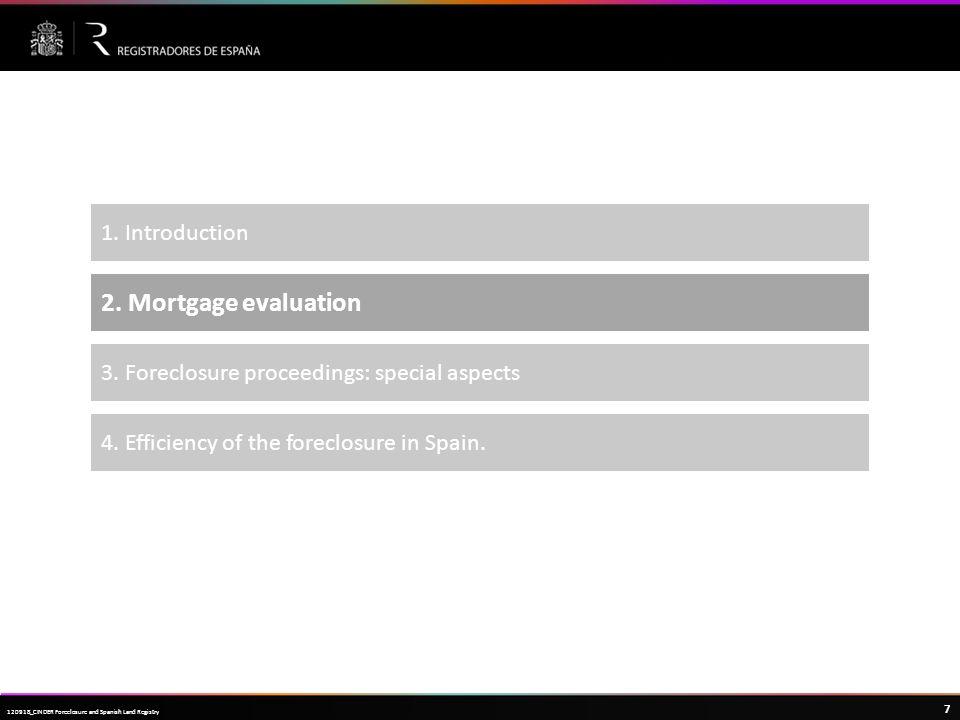 Haga clic para modificar el estilo de título del patrón 7 120918_CINDER Foreclosure and Spanish Land Registry 1.