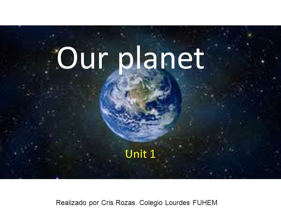 1 2 3 4 5 Oceans 1 Realizado por Cris Rozas. Colegio Lourdes FUHEM