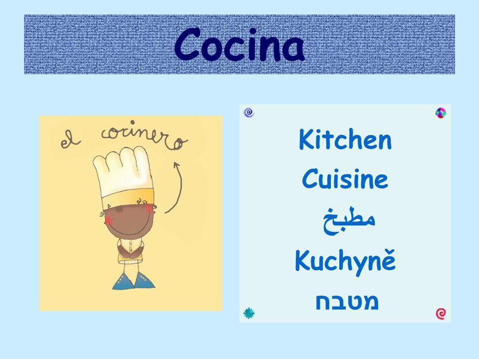 Cocina Kitchen Cuisine مطبخ Kuchyně מטבח