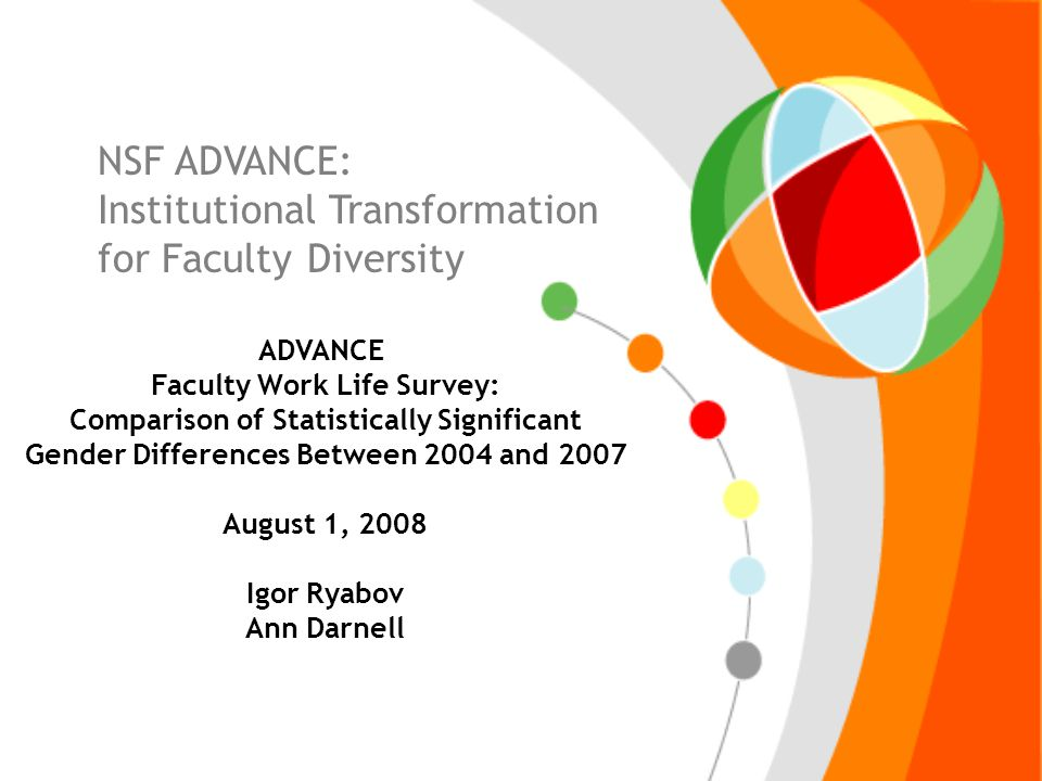 The University of Texas at El Paso 2 Overview Survey monitors changes in institutional climate since the beginning of the ADVANCE initiative Differences are documented across gender, ethnicity, position and discipline in http://www.advance.utep.eduhttp://www.advance.utep.edu Modeled after the ADVANCE climate survey at the University of Wisconsin- Madison