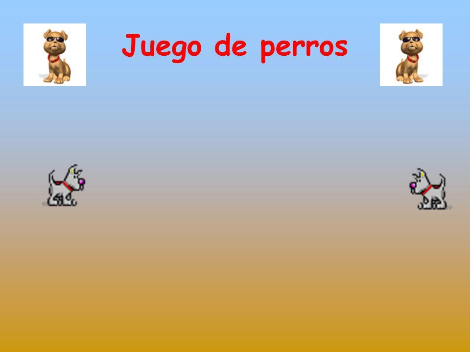 LOS PERROS Presentación Jeanine Carr