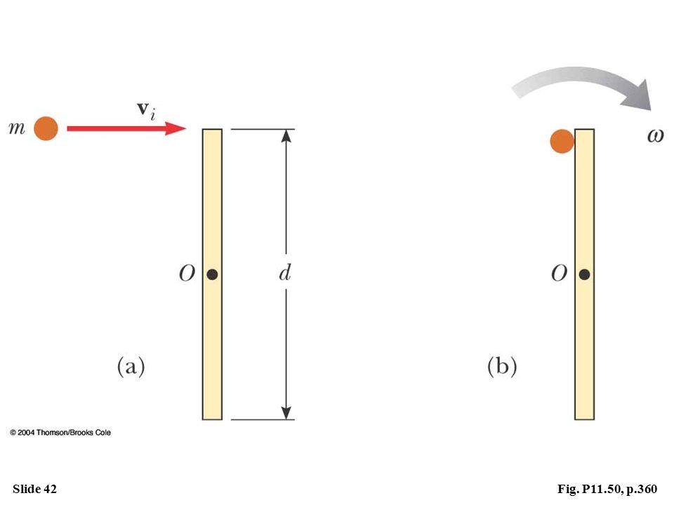 Slide 42Fig. P11.50, p.360