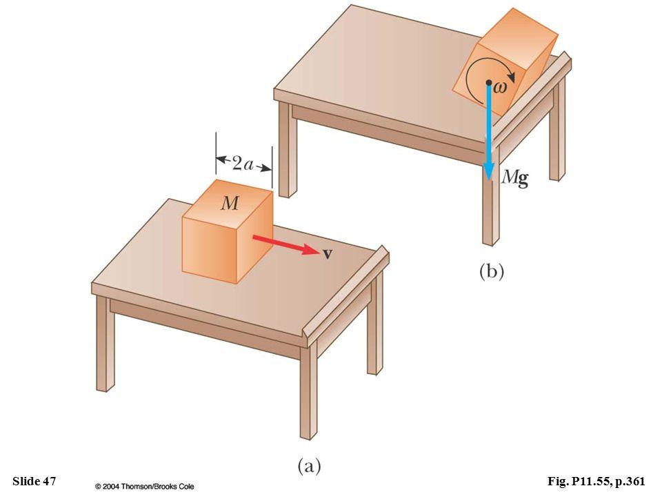 Slide 47Fig. P11.55, p.361
