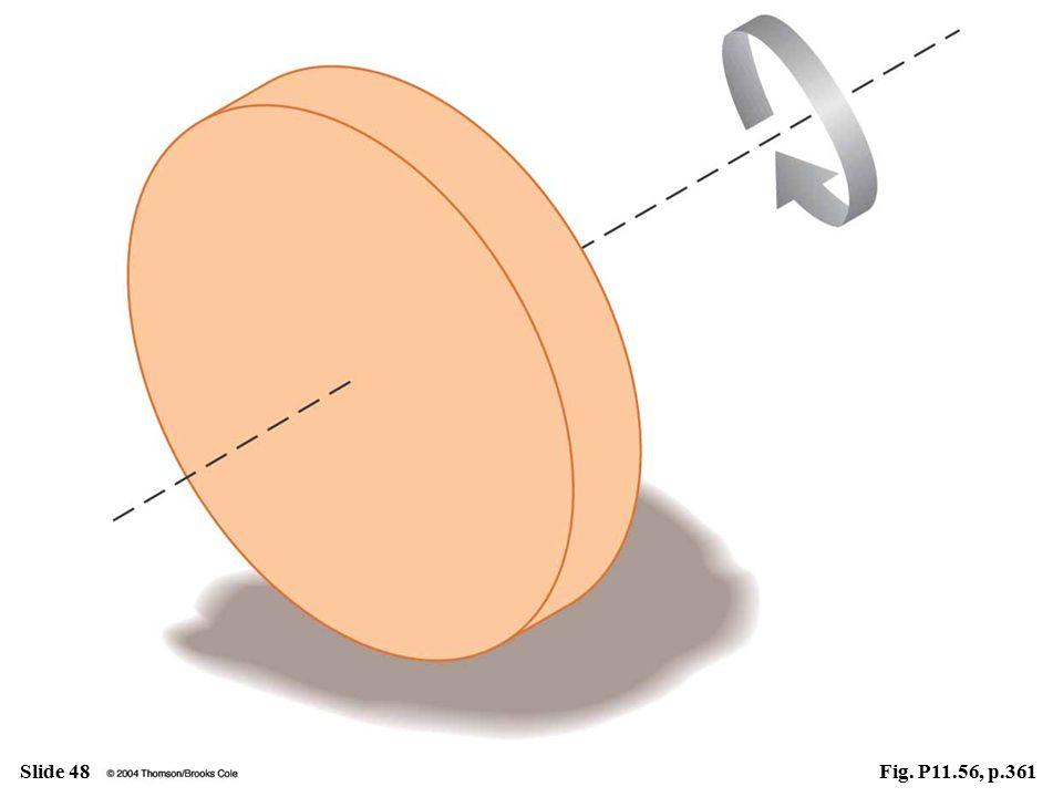 Slide 48Fig. P11.56, p.361
