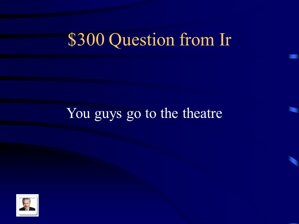 $200 Answer from Ir Nosotros vamos