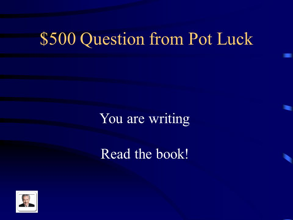 $400 Answer from Pot Luck El baño está sucio