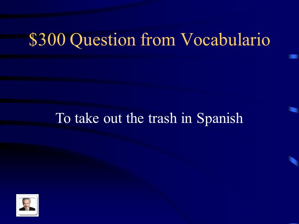 $200 Answer from Vocabulario El despacho