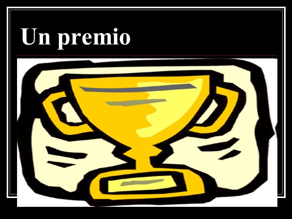 Un premio