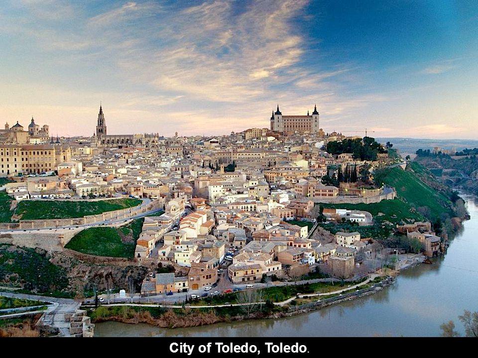 City of Toledo, Toledo.