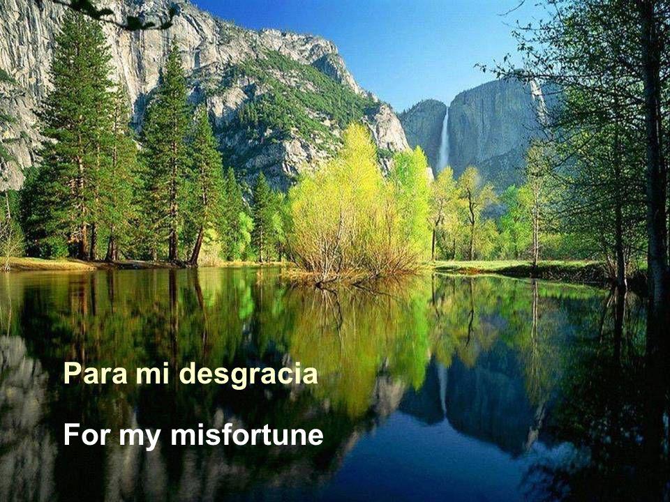 Vita Noble Powerpoints Para mi desgracia For my misfortune