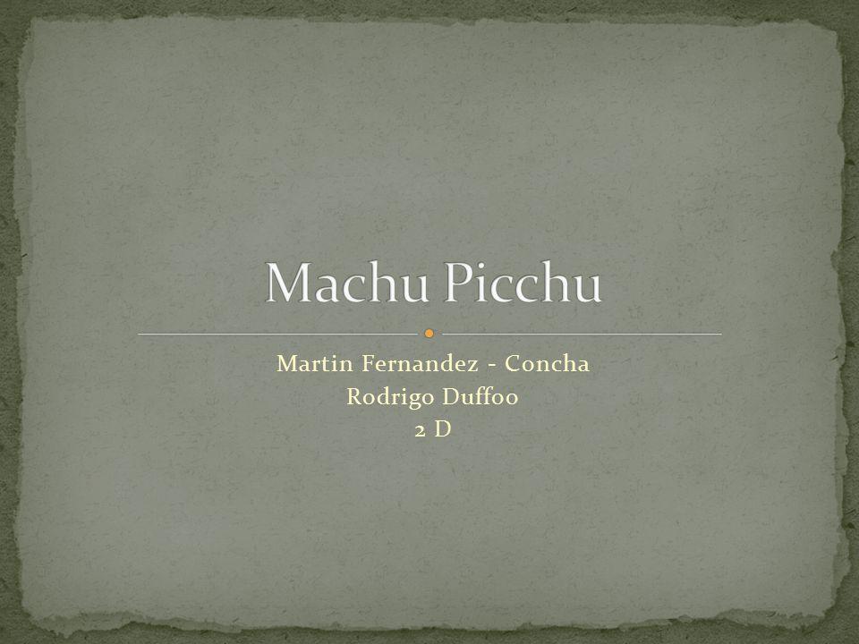 Martin Fernandez - Concha Rodrigo Duffoo 2 D