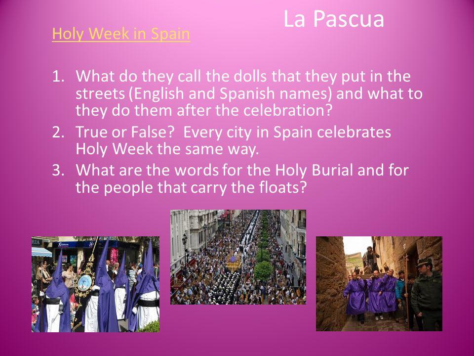 Pascua en España ¿Cuántas cofradías religiosas en Sevilla.