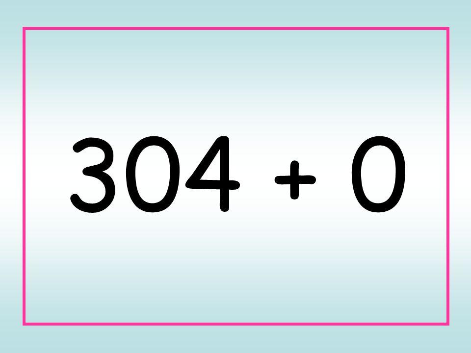 304 + 0