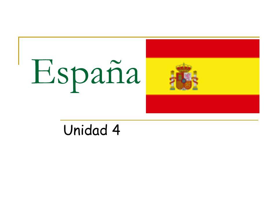 España Unidad 4