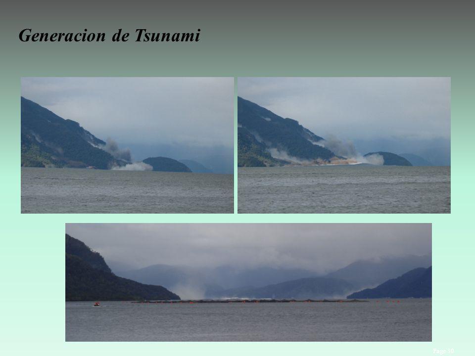 Page 30 Generacion de Tsunami