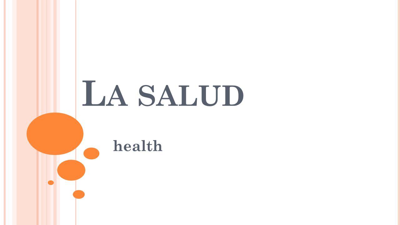 L A SALUD health