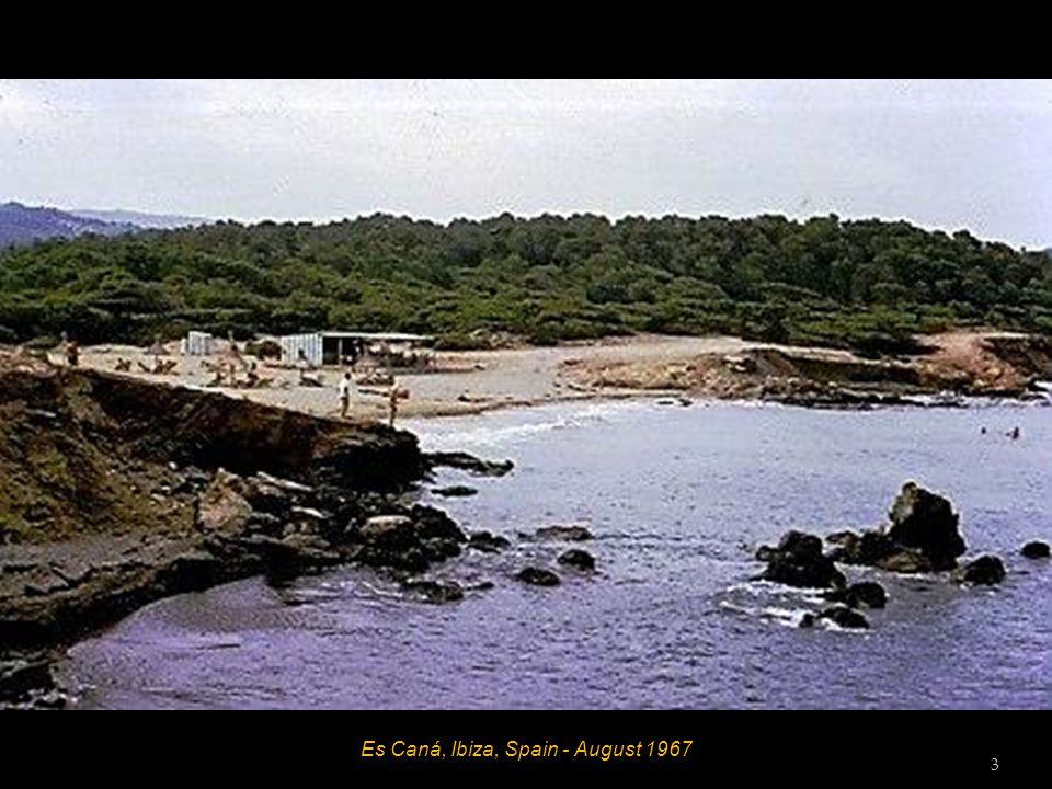 San Antonio Abad, Ibiza, Spain - August 1967 2