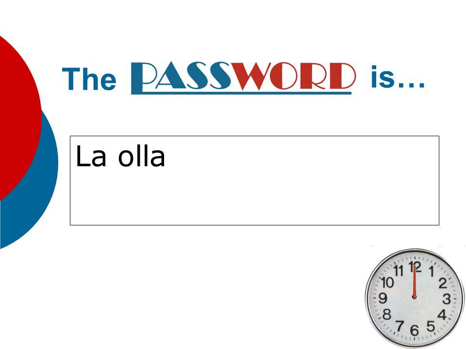 La bolsa The is…
