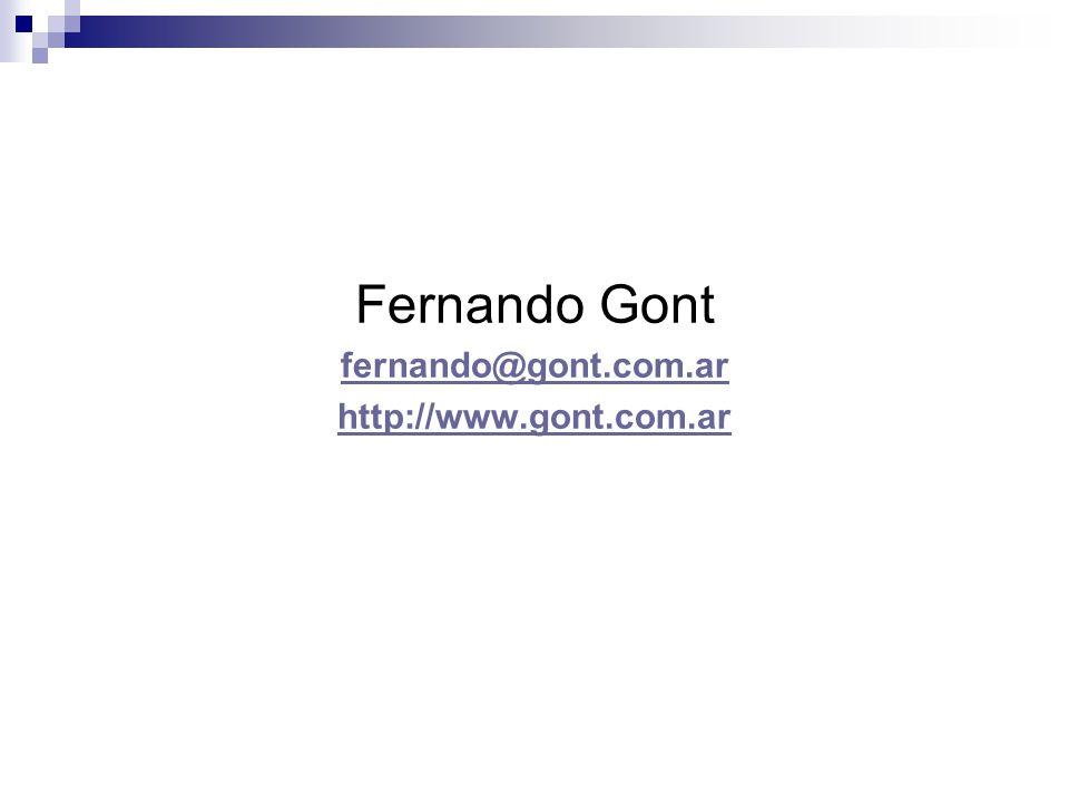 Fernando Gont fernando@gont.com.ar http://www.gont.com.ar