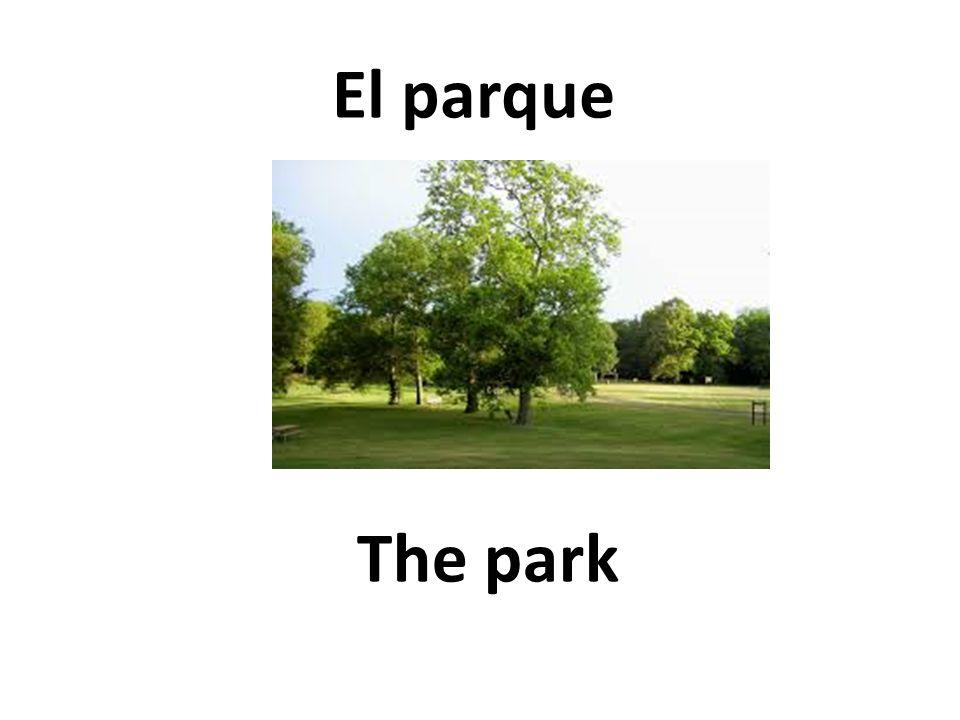 The park El parque