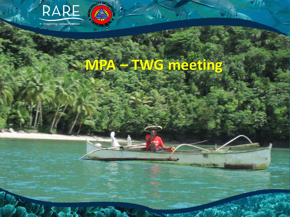 MPA – TWG meeting