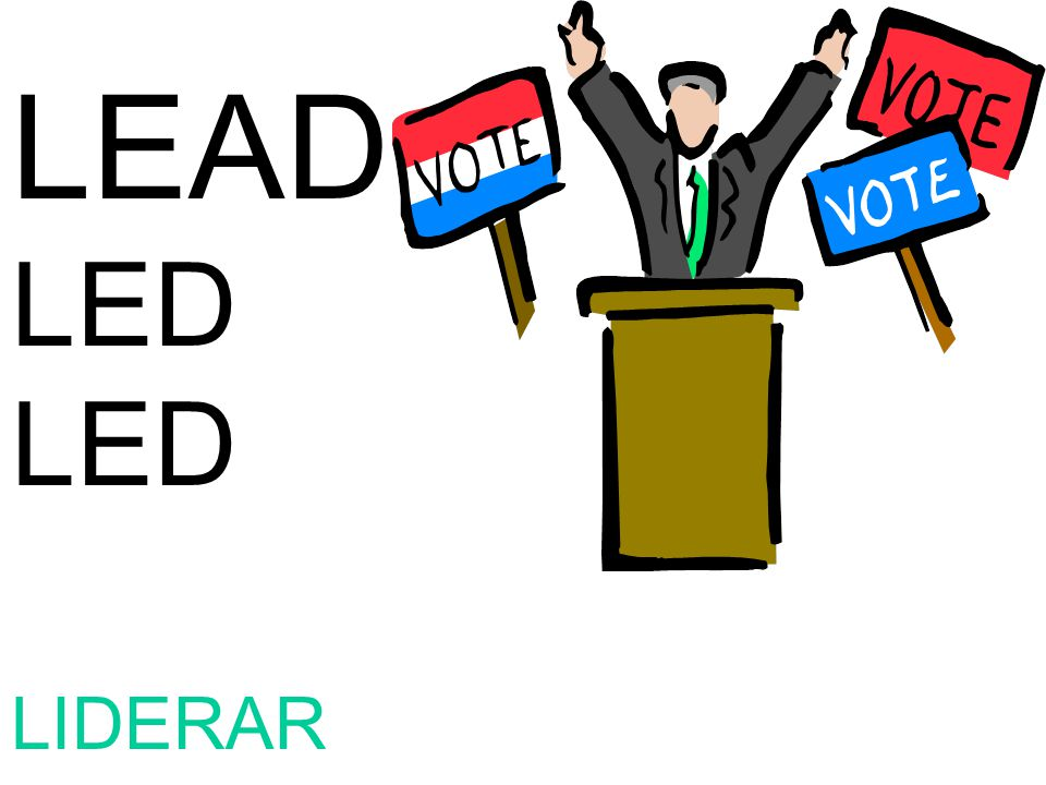 LEAD LED LIDERAR