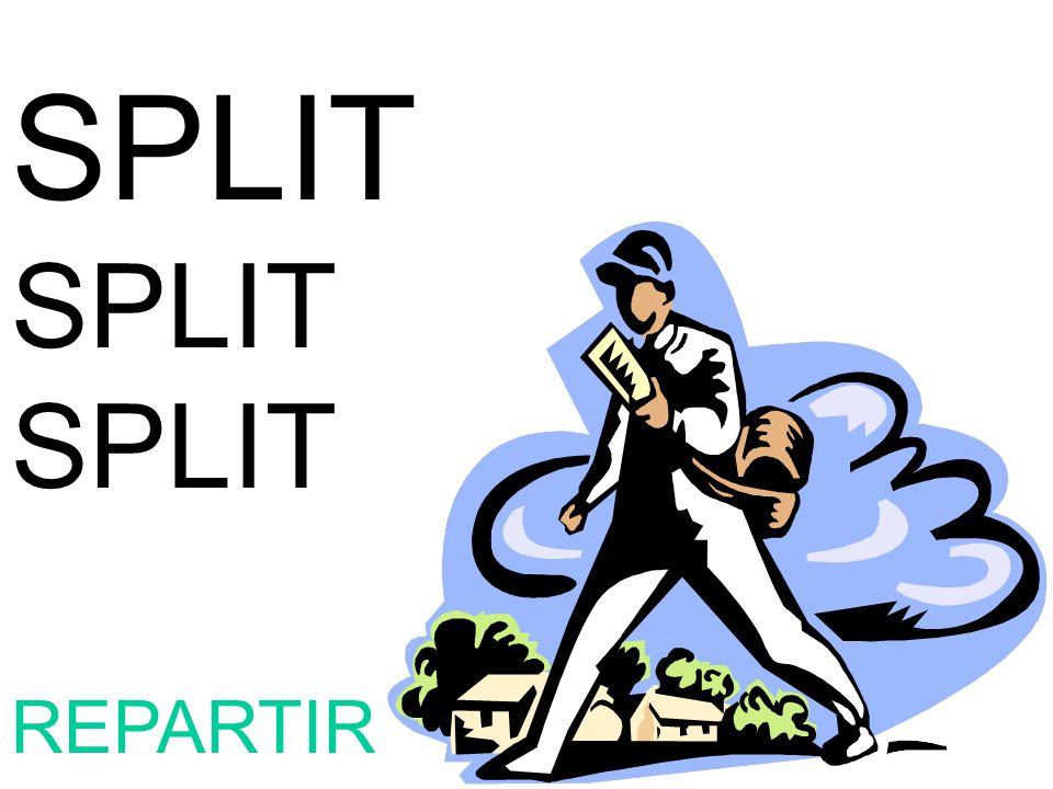 SPLIT REPARTIR