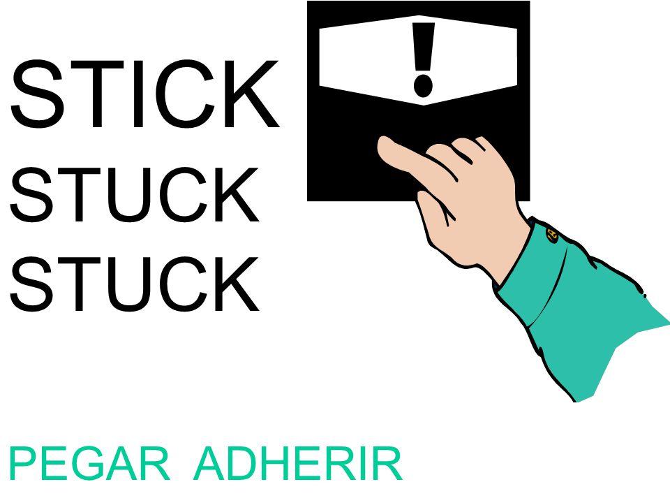 STICK STUCK PEGAR ADHERIR
