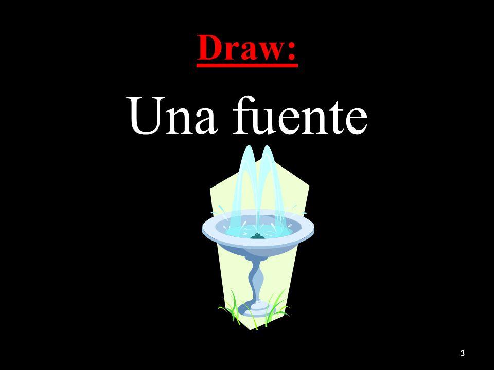 Draw: Una fuente 3