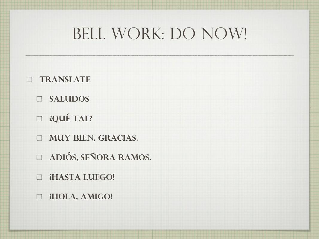 agenda 1.CBM 2. COUNTING 1-10 AND BY 10'S 3. ¿CUáL ES TU NúMERO DE TELéFONO.