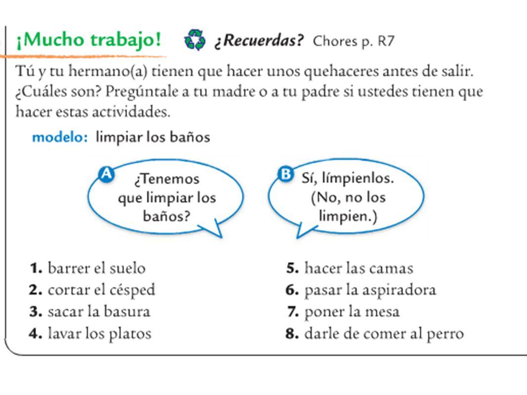 Tarea: Actividad 14 página 265
